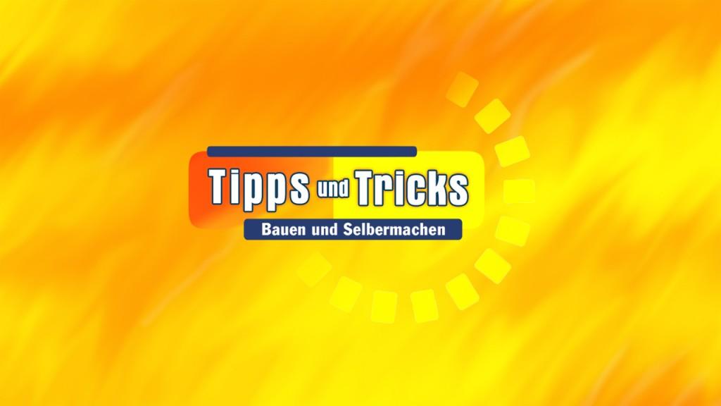 tipps und tricks das bau und heimwerkermagazin don medien gmbh. Black Bedroom Furniture Sets. Home Design Ideas