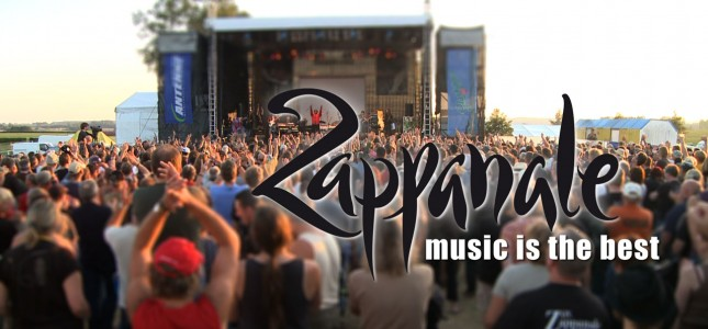 Zappanale - Music is the best