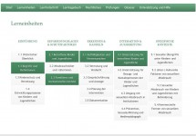 E-Learning Kunderschutz Startscreen