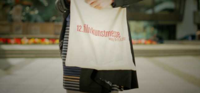 Filmkunstmesse Leipzig Tasche