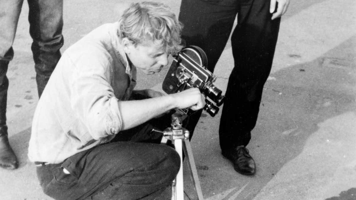 Sommer 1989: Dreharbeiten in Ostberlin