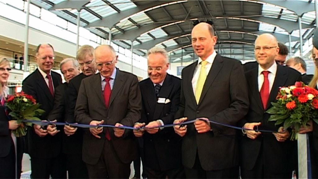 Eröffnung Bau München