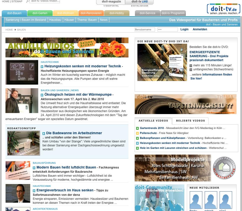 Don Medien Liefert Inhalte Für Onlineauftritte Von Lokalzeitungen