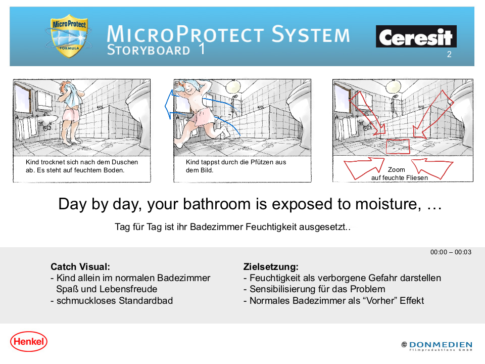 Storyboard Microprotect
