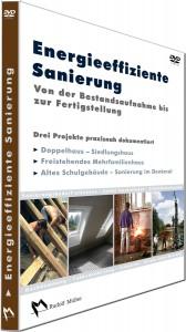 DVD Cover Energieeffiziente Sanierung
