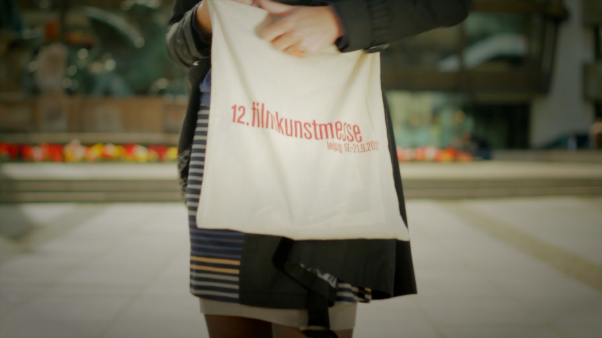 Filmkunstmesse Leipzig Tasche