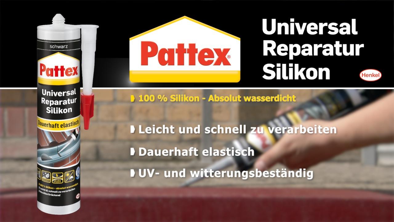 Pattex macht dicht