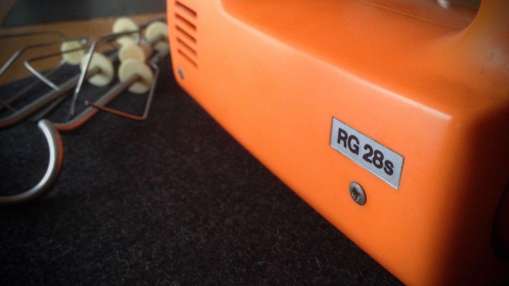 Wunsch Und Wirklichkeit: Das RG 28s