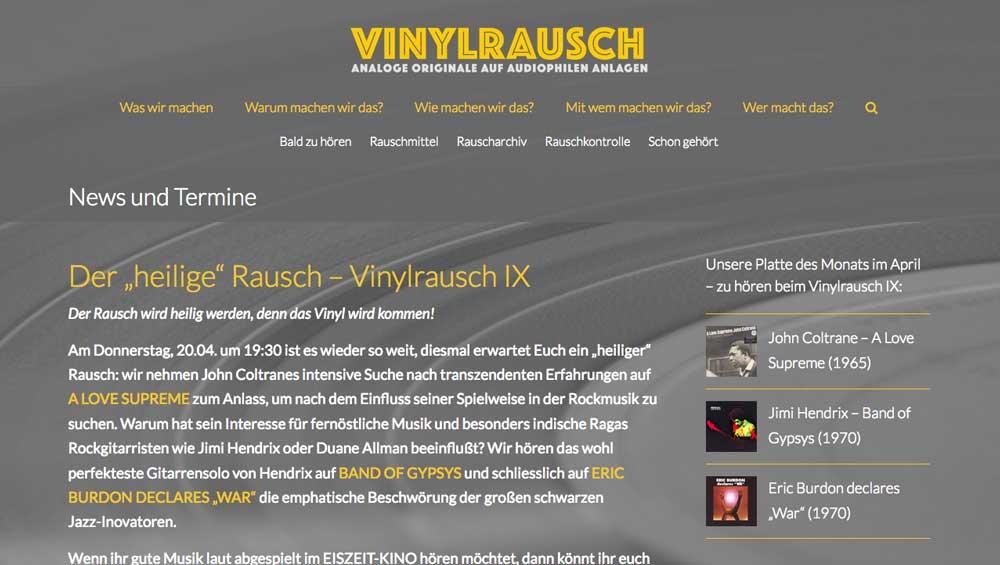 Vinylrausch.de