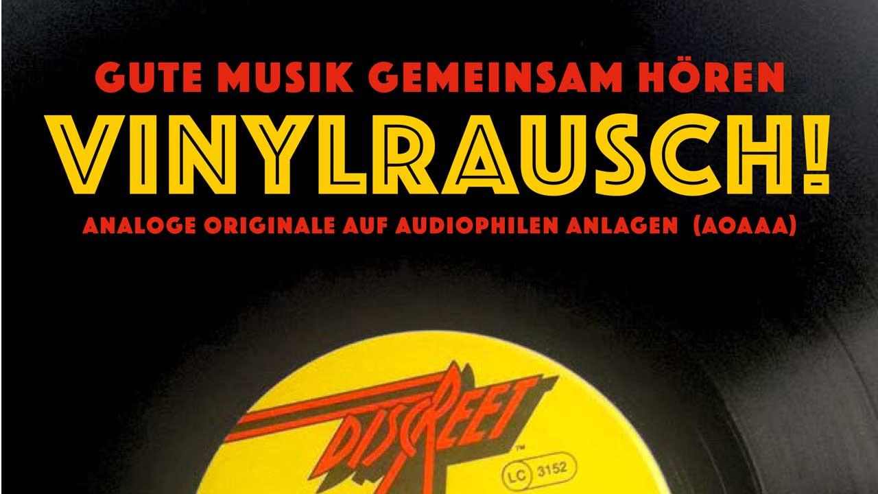 Vinylrausch für alle
